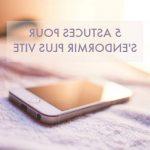 Acheter My Dodow - Bien dormir a 2 | Test & recommandation