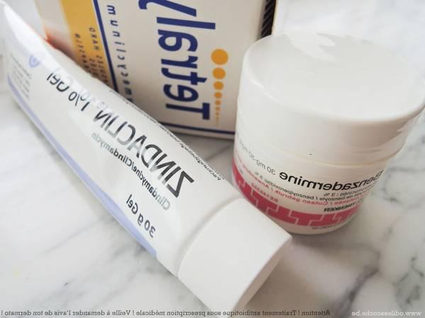 taches acné visage remede